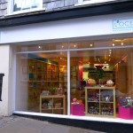 The shop I had in Totnes