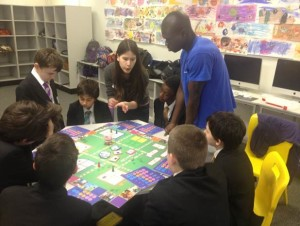 Widening Participation Game
